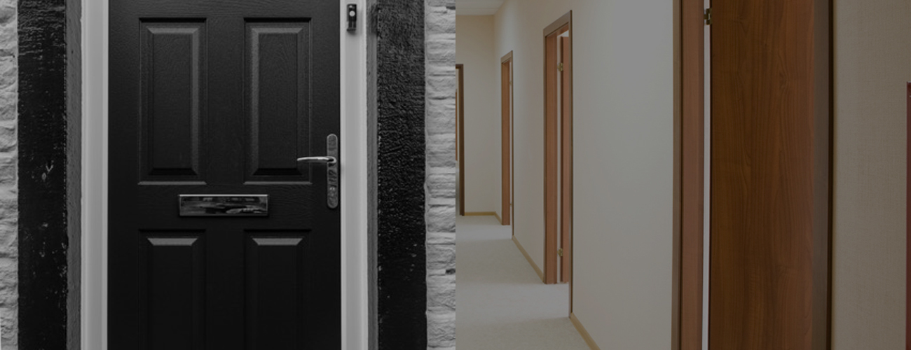 Wood Door Finishes